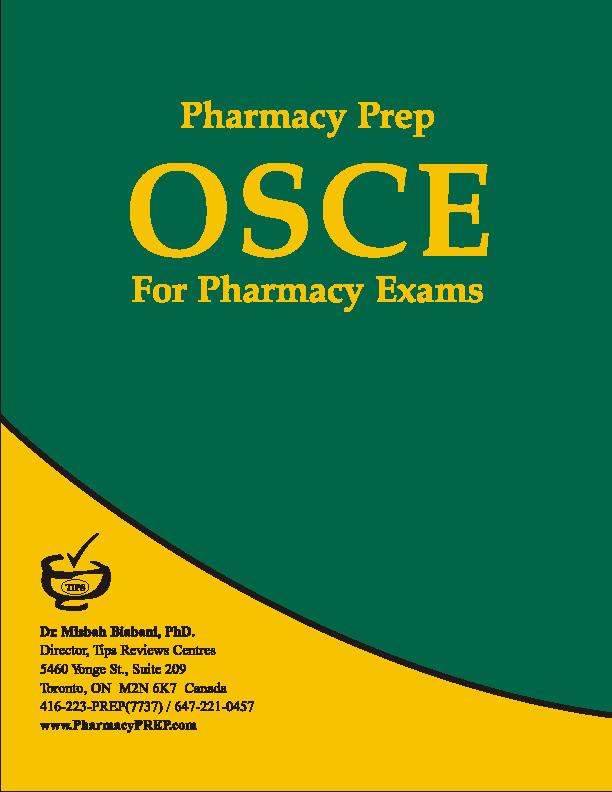 PEBC Evaluating Exam, PEBC Qualifying Exam, OSCE, MCC, Nurse Exams