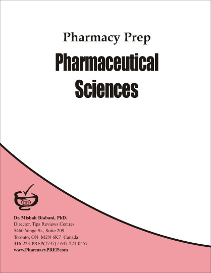 Pharmaceutical Sciences -  Misbah Biabani, Ph.D.