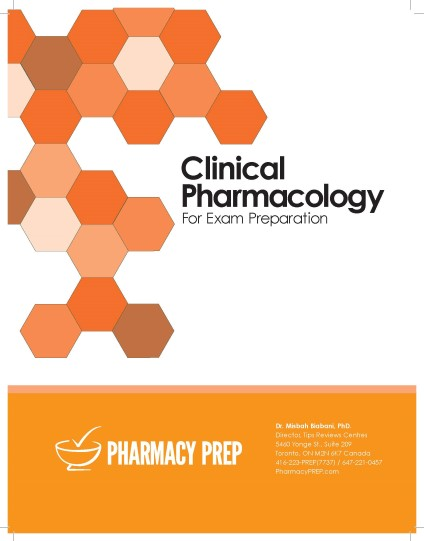 Clinical Pharmacology - Misbah Biabani, Ph.D.