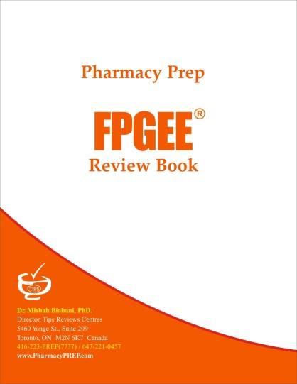FPGEE Review & Guide - Misbah Biabani, Ph.D.